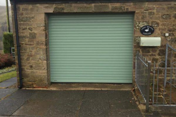 Rural Garage Door